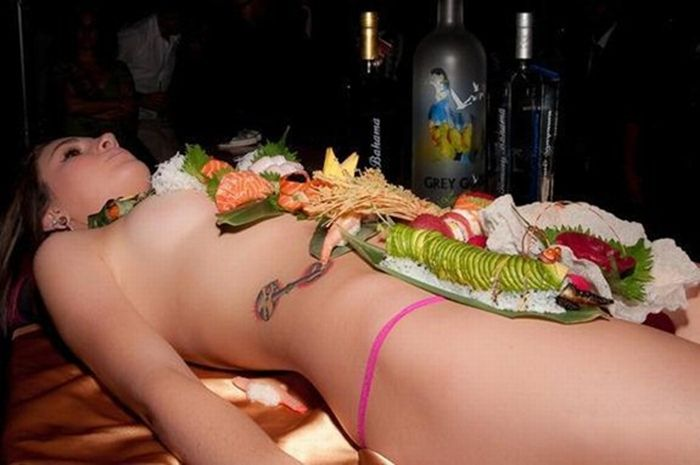 Naked Sushi Pictures 64