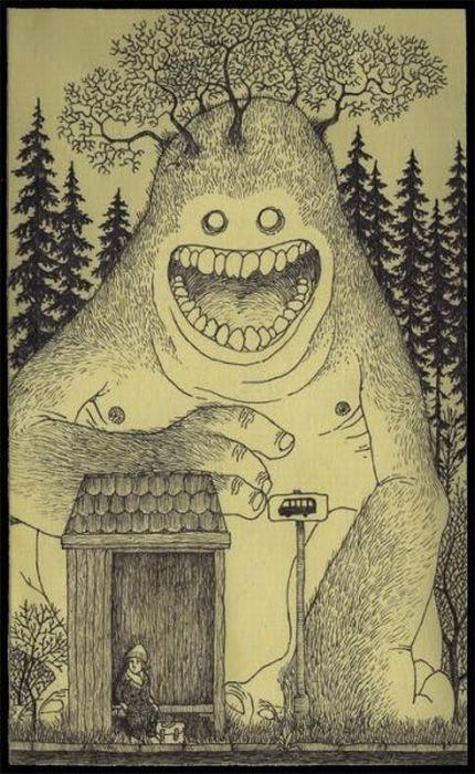 Post-it Note Art (16 pics)