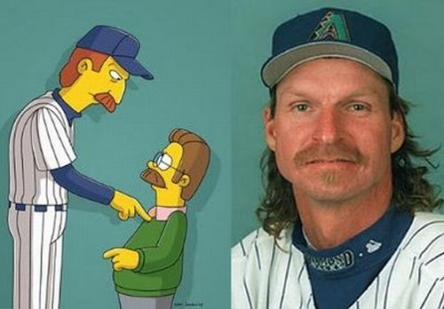 Celebrity Simpsons Characters (47 pics)