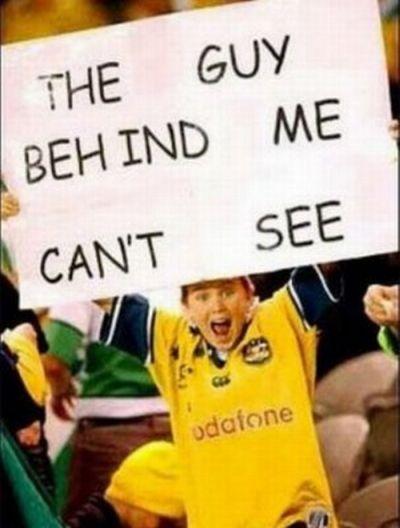 Funny Sport Fan Signs (40 pics)