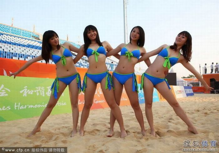 japanese cheerleader