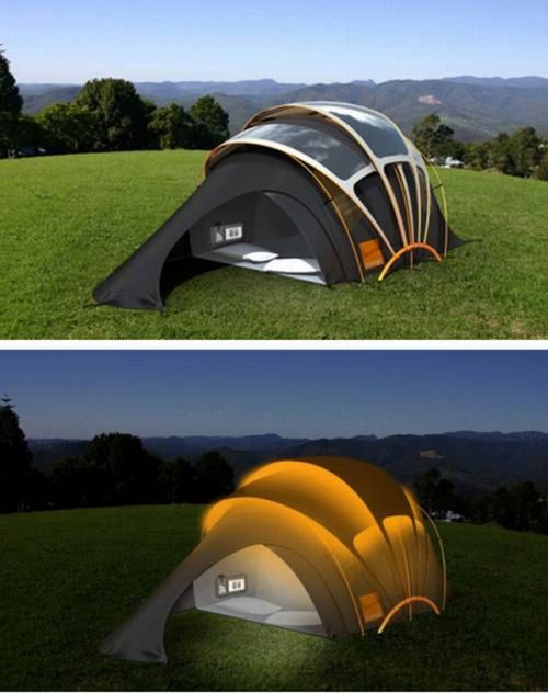 Awesome Camping Tents (12 pics)