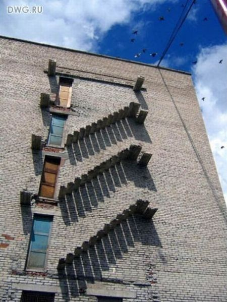 WTF Buildings and Constructions (55 pics)