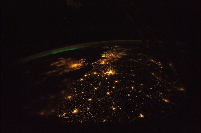Breathtaking Photos from Space (27 pics)