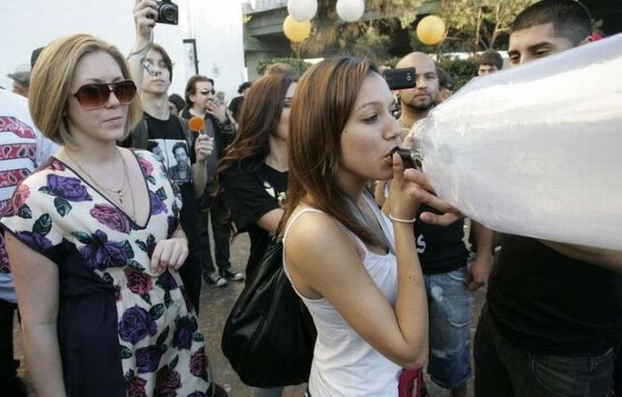 2010 SF Medical Cannabis Competition (50 pics)
