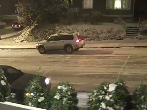Sliding Cars in Seattle Snow on 11/22/10