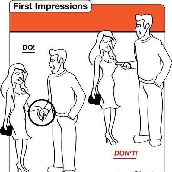 Do's And Don'ts on First Date (10 pics)