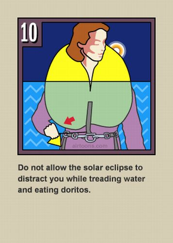In-Flight Safety Cards (56 pics)