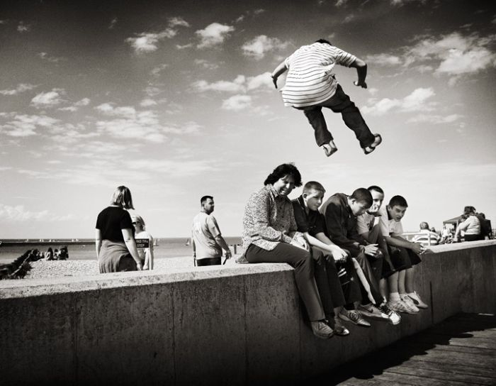 Incredible Parkour Photos (19 pics)