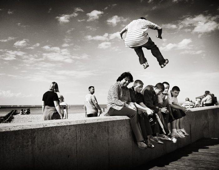 Incredible Parkour Photos (19 pics)
