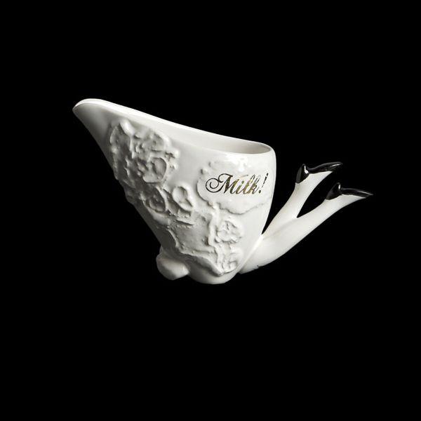 Leggy Tea Service (9 pics)