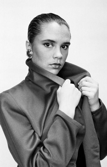 17 Year Old Working On A Beard: 17-Year Old Victoria Beckham (21 Pics