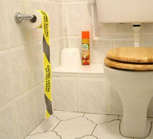 Unusual Toilet Paper (23 pics)