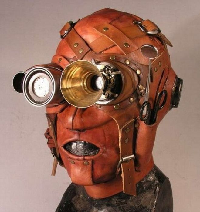 Awesome Steampunk (47 pics)
