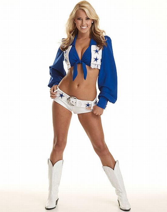 Dallas Cowboys Cheerleaders Are Damn Sexy (26 pics)