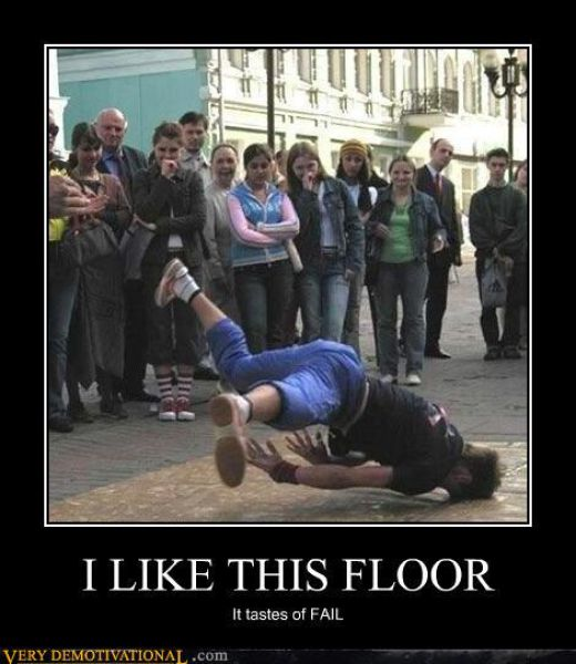 Funny Demotivational Posters (45 pics)