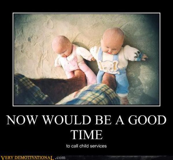 demotivational posters baby funny faces pictures to pin on pinterest