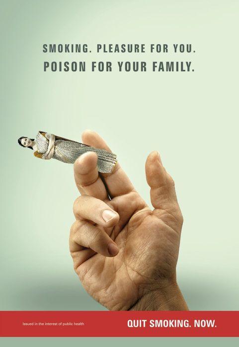 The Best Anti-Tobacco Ads (74  pics)