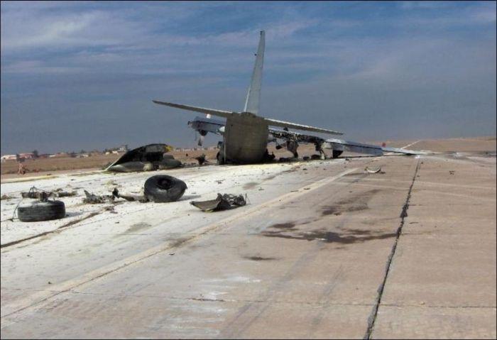 Aircraft Disasters (40 pics)
