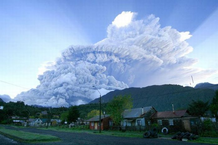 The Best Photos of Natural Disasters (30 pics)