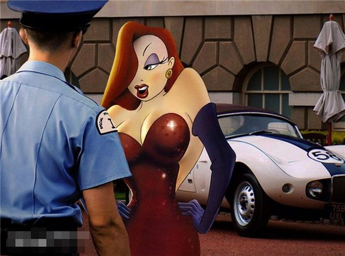 Cartoon Characters in Real Life (11 pics)