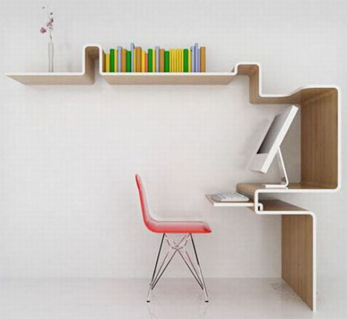 Cool Office Spaces (89 pics)