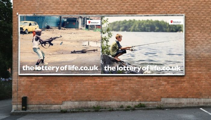 Lottery of Life (5 pics)