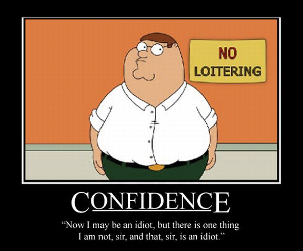 Family Guy Motivational Posters (20 pics)