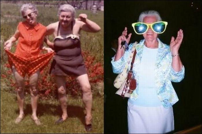 Wild Grannies (19 pics)