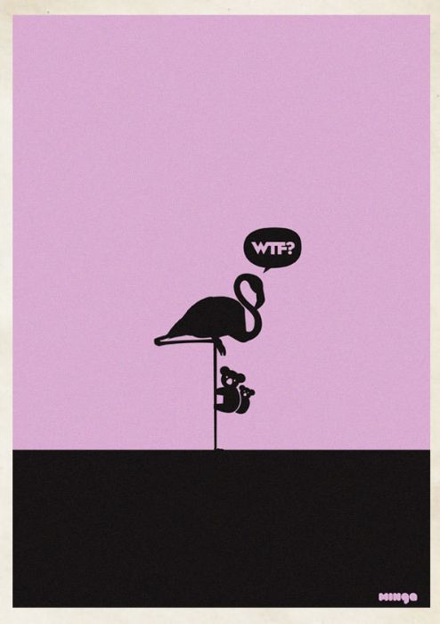 Simple but Clever Drawings to Illustrate WTF Situations. Part 2 (11 pics)