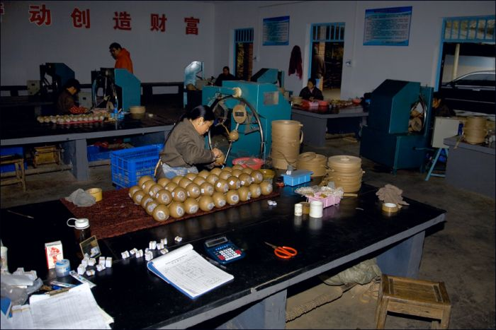 Production of Chinese Fireworks (21 pics)