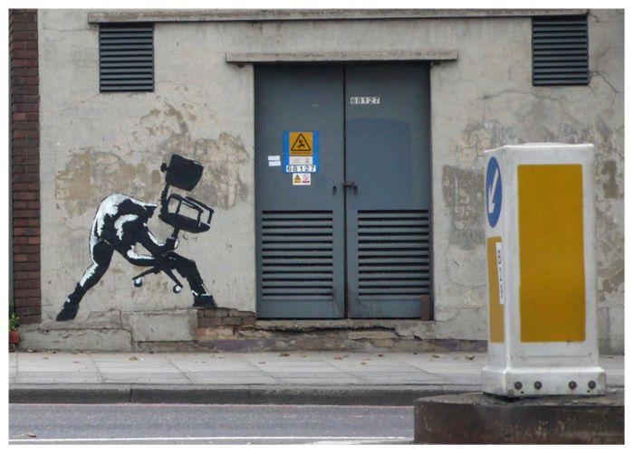 Street Art (158 pics)