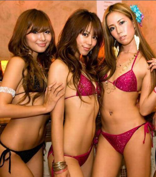 Night Clubs in China (29 pics)