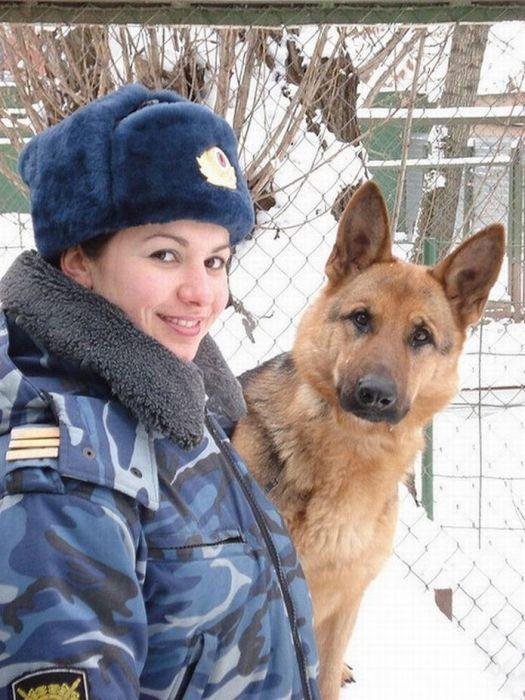 mujeres policias de el mundo