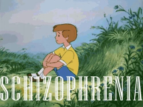 The Mental Disorders of Winnie The Pooh and Friends (6 gifs)