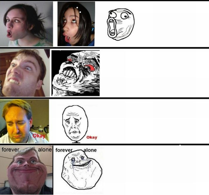 Rage Face Competition (3 pics)