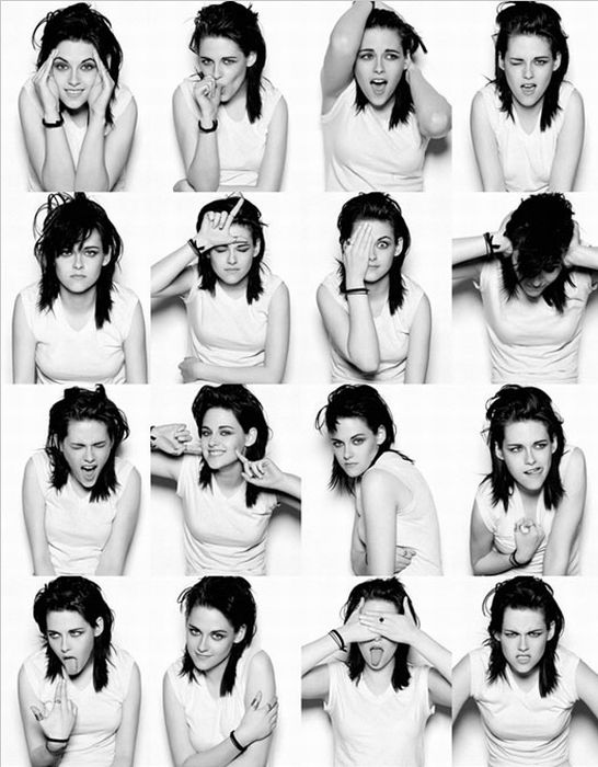 Celebrity Photo Booth (16 pics)