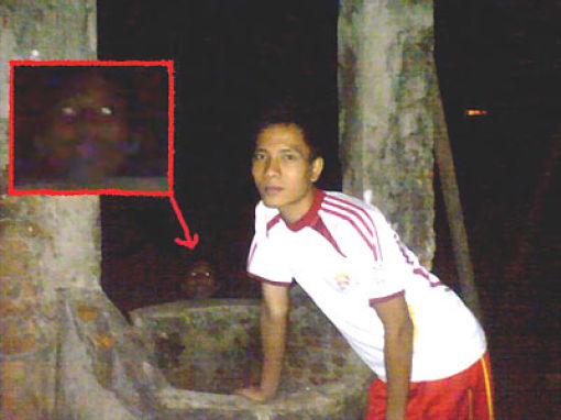 Ghosts Captured on Camera (44 pics)