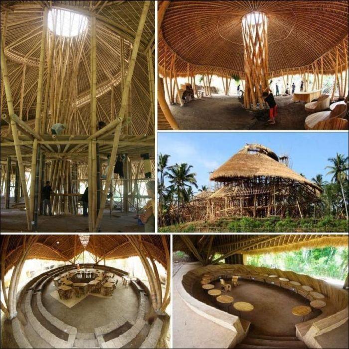 Green School in Bali (44 pics)