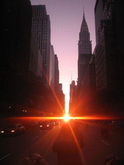 Manhattanhenge Miracle (30 pics)