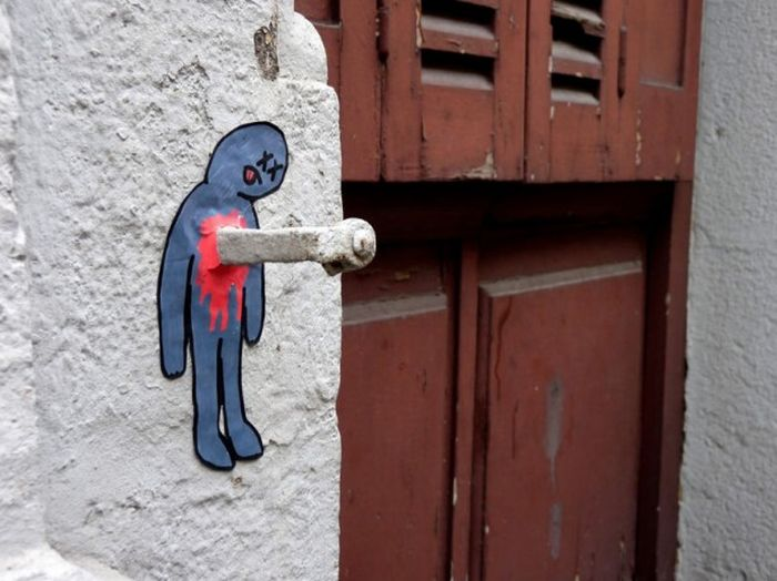 Sunning Street Art (12 pics)