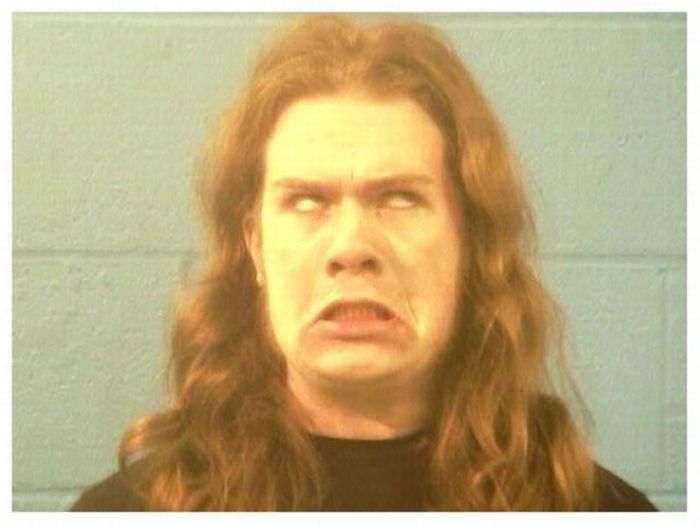The Most Creative Mug Shots of 2010 (40 pics)