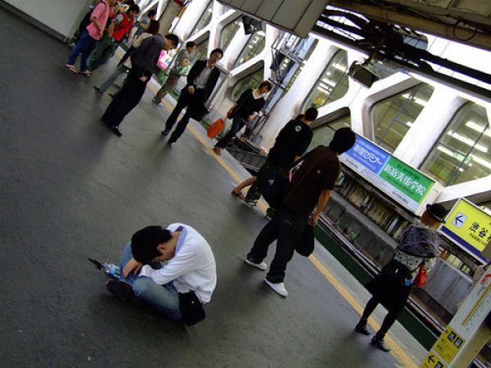 Inemuri (27 pics)
