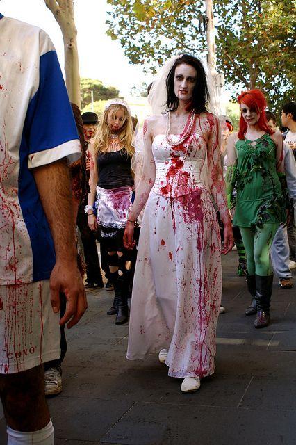Las Novias Zombie