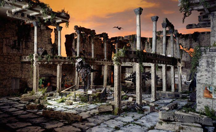 Mini-Apocalyptic Scenes (17 pics)
