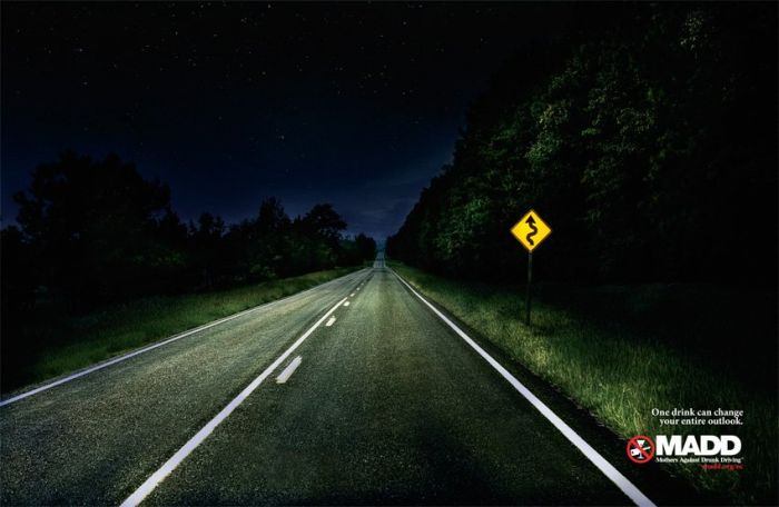 The Best of Don't Drink and Drive Ads (59 pics)