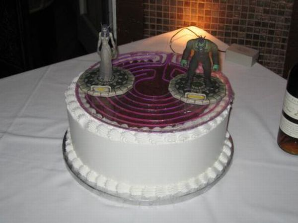 WoW Cakes (25 pics)