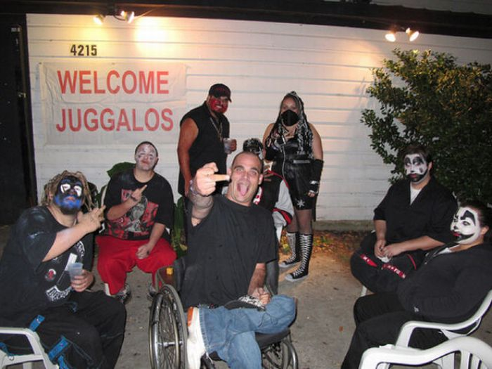 The Best Juggalo Photos (45 pics)