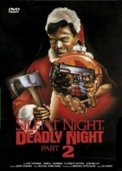 Christmas-Themed Horror Movies (25 pics)