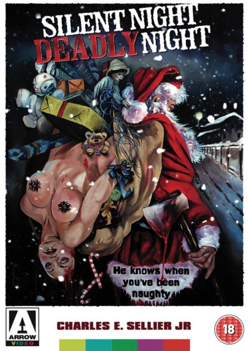 Christmas-Themed Horror Movies (25 pics)